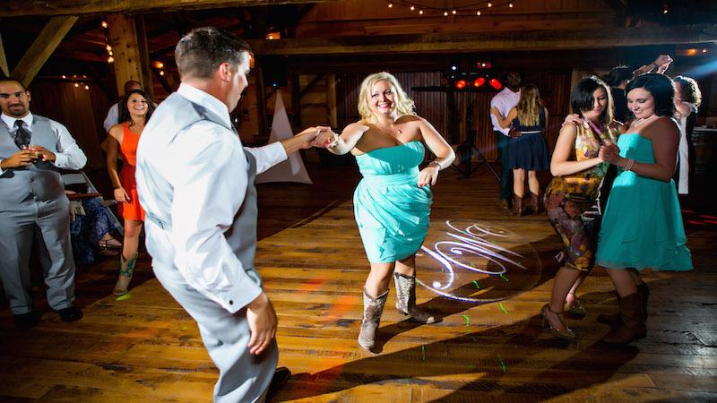 Dancing on Gobo